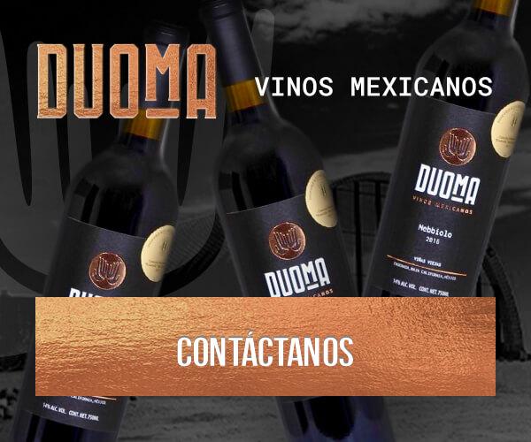 DUOMA Vinos Mexicanos | Contáctanos