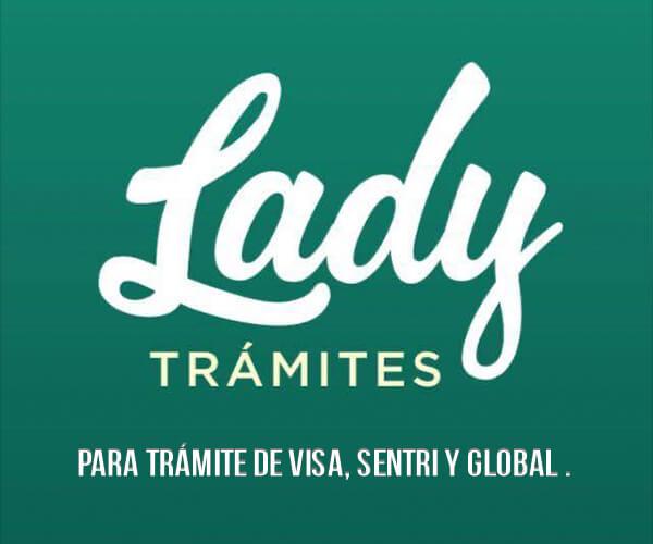 Lady Tramites | Tramites Visa, Sentri y Global