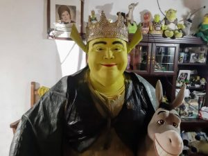 Hugo García el Shrek de Tijuana
