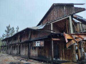 En la zona hay lugares abandonados como el rancho Rodeo del Rey