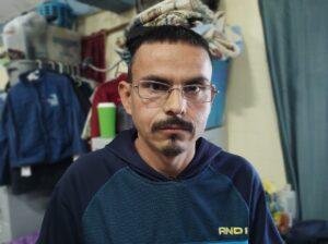 Gilberto Ruiz es portador de VIH y contó su historia