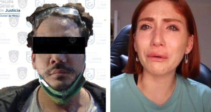 Rix youtuber acusado de violar a Nath Campos