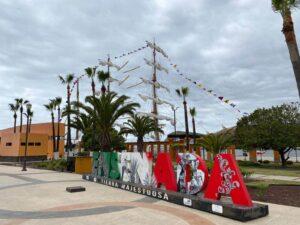 Buque Cuauhtémoc llegó a Ensenada