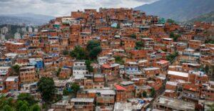 El aspecto de Petare es similar a los barrios de Brasil