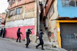 Operativo en Petare, Venezuela