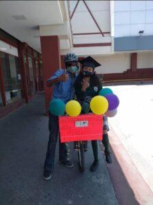 Isidro y Jimena se hicieron virales