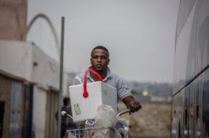 Comunidad haitiana se ha adaptado a México